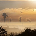 industri utsläpp smog