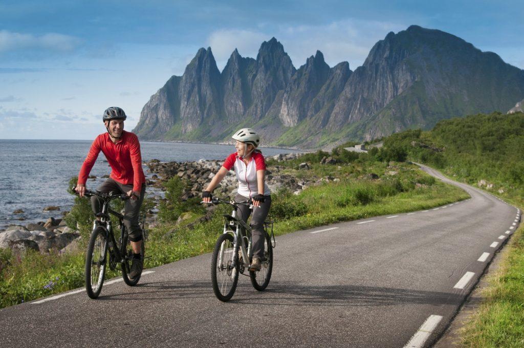 Klimatsmart turism - cykelsemester