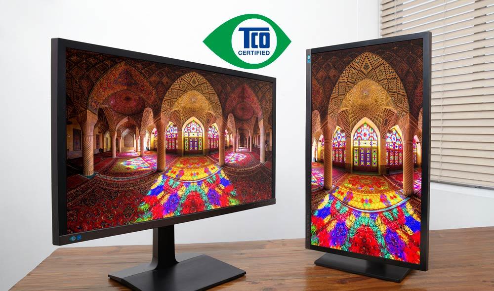 TCO-märkta datorskärmar