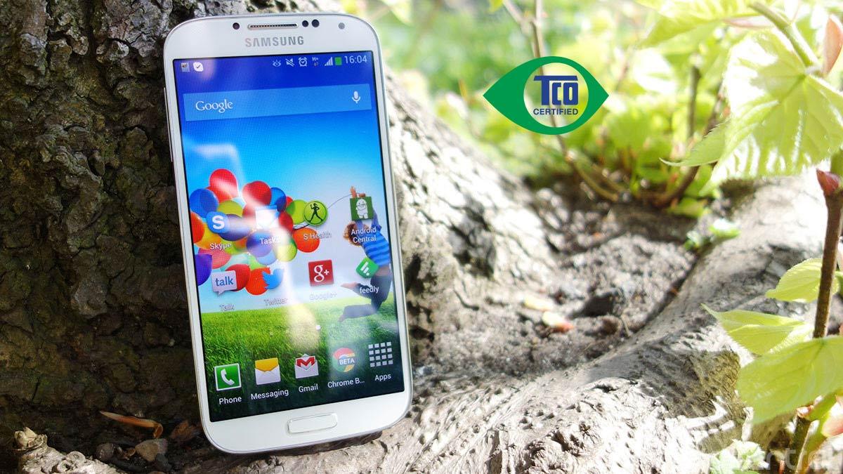 TCO-märkt smarttelefon