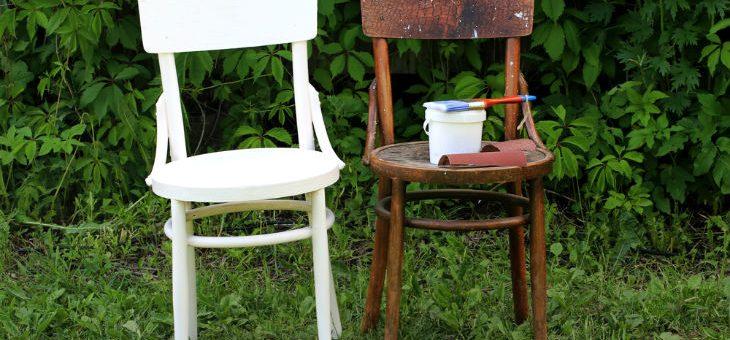 Återbruka mer – ge nytt liv till gamla möbler