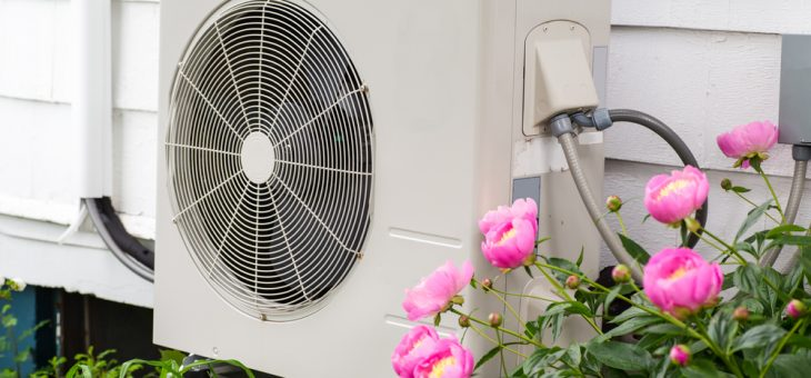 Därför är luftvärmepumpar miljövänliga